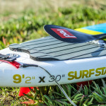 red paddle aerusurfi varustus