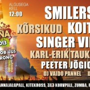 Aerusurf Kloogaranna festivalil